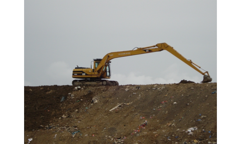 Long Reach Excavators Ireland